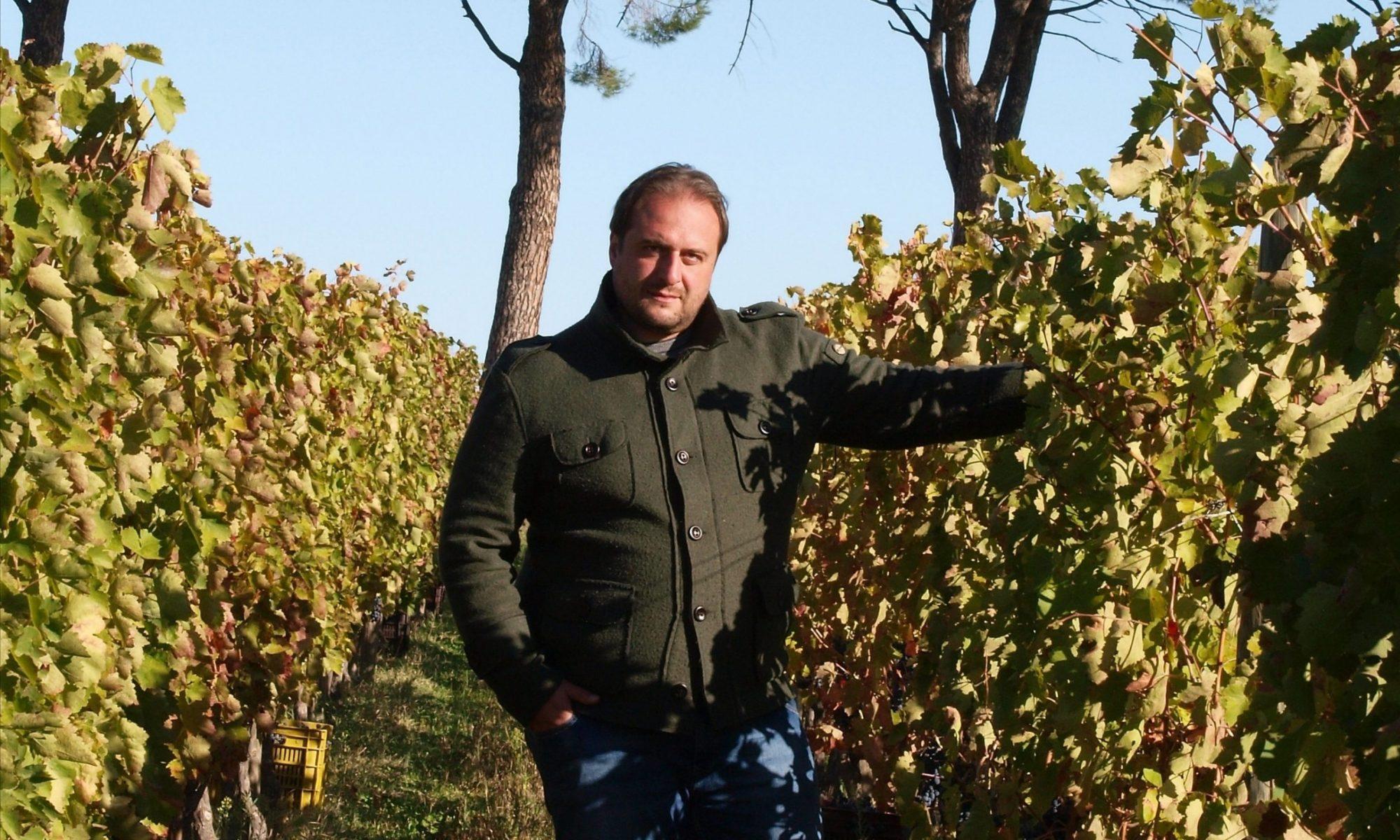 Fabio Mecca Winemaker
